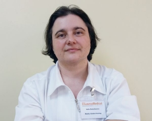 dr iulia enachescu