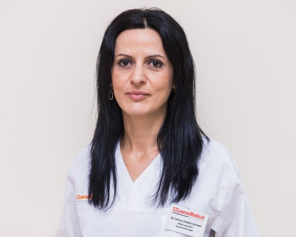 Dr. Violeta Carmen Petrea