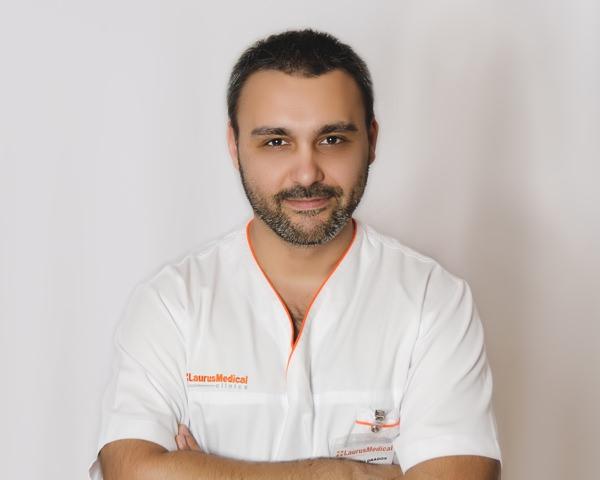 Dr. Dragos Prisacaru