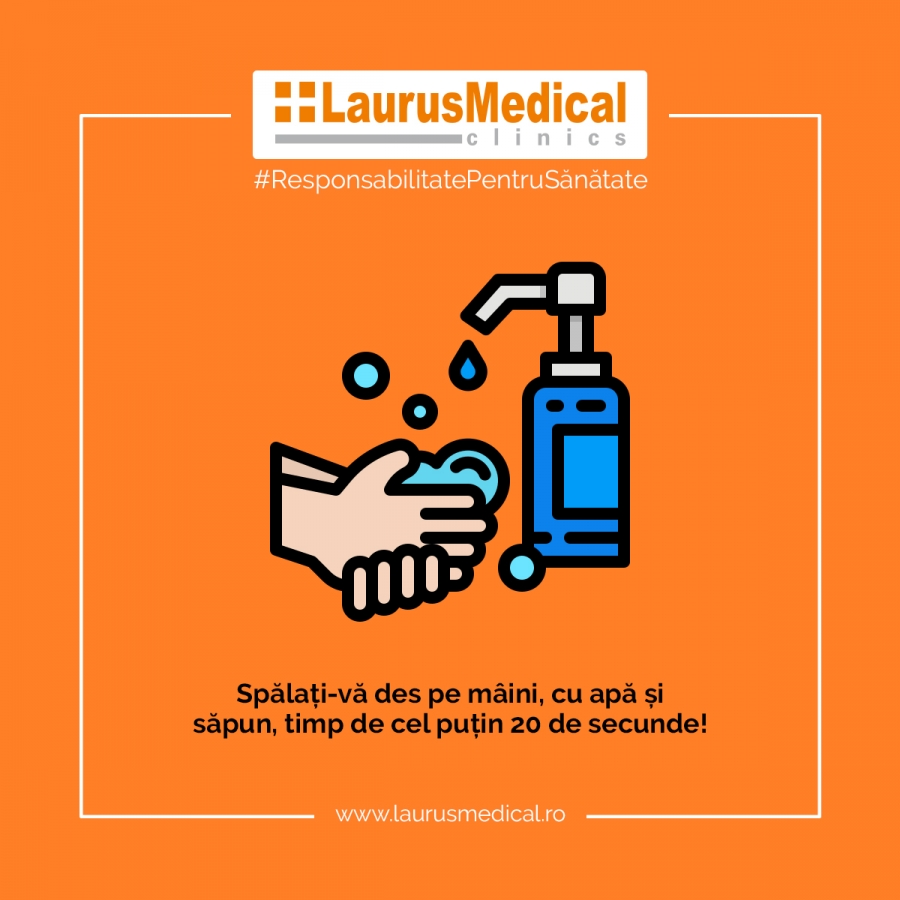 triaj epidemiologic Laurus Medical