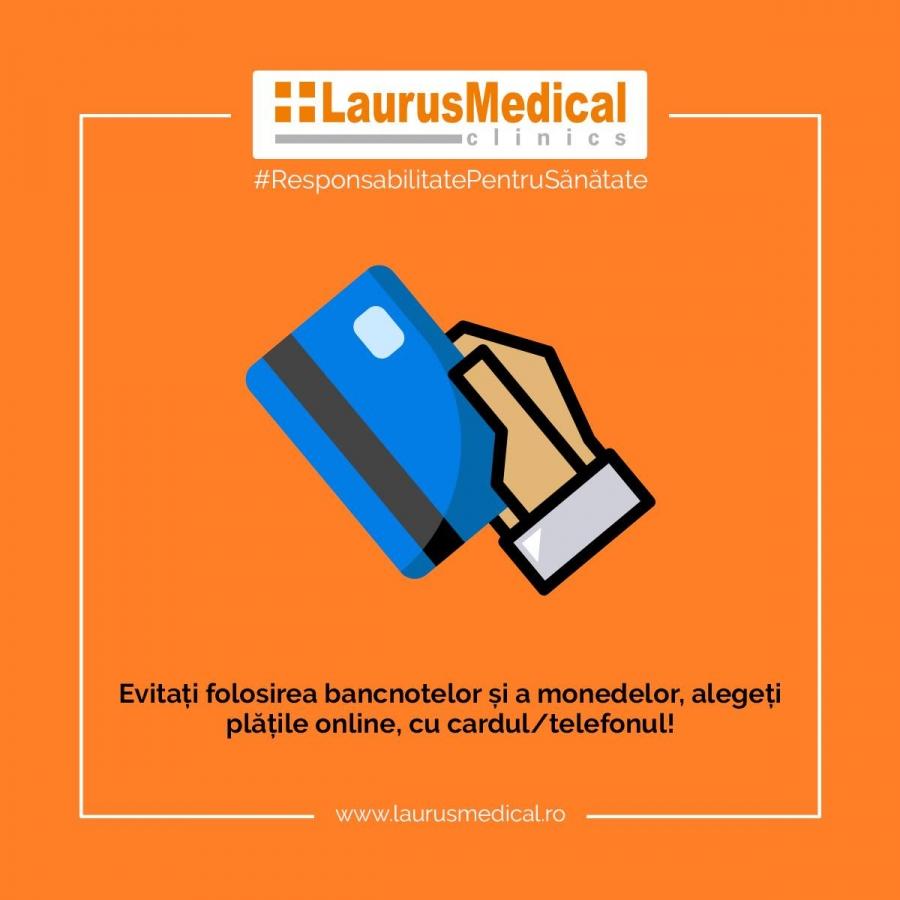 triaj epidemiologic Laurus Medical